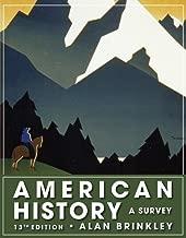 american history a survey