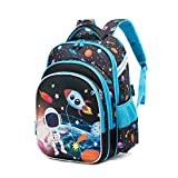 IvyH Mochila para niños, mochila informal para niñas, niños, mochila escolar, mochila de viaje, mochila escolar para 3-7 clases, 42x19x30cm