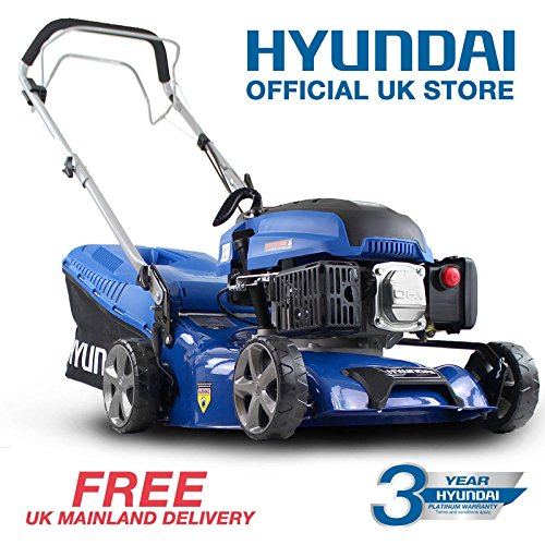 Hyundai HYM430SP Self Propelled 139cc Petrol Lawn Mower