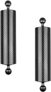 gazechimp 2-delige Drijvende Arm Dubbele Bal Drijvende Houder voor Drijfvermogen Onderwatercamerasysteem