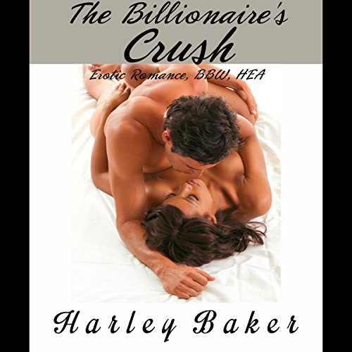 The Billionaire's Crush audiobook cover art