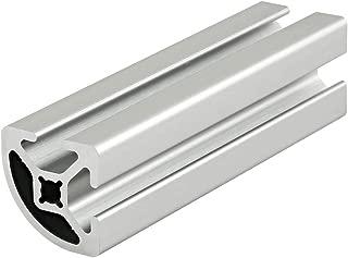 quarter round aluminum extrusion