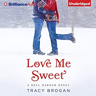 Love Me Sweet audiobook cover art