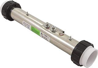 """Hydro Quip Heater, FloThru, Gecko Waterpro 6000, 2"""" x 15"""", 5.5kW, Generic"""
