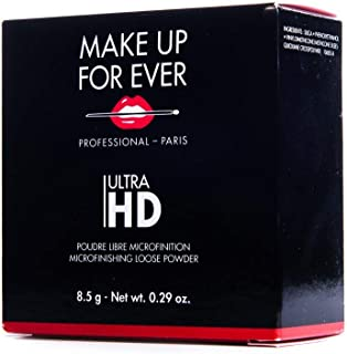 Make Up For Ever Ultra HD Microfinishing Loose Powder - # 01 Translucent 8.5g/0.29oz