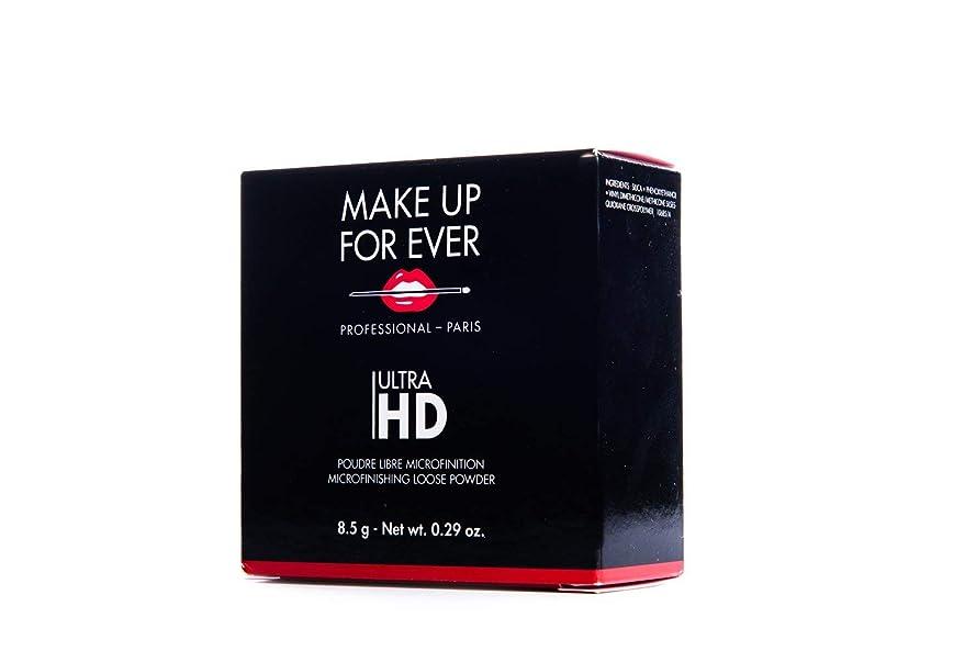 メディックミケランジェロ彼女自身メイクアップフォーエバー ウルトラ HD ルースパウダー 8.5g [リニューアル]