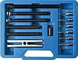 BGS 7744 | Juego de extractores para rodamientos | 10 piezas