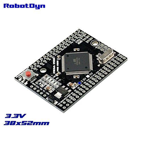 robotdyn–Mega 2560Pro Mini, ATmega2560–16AU, kompatibel für Arduino Mega 2560R3mit Bootloader 5V, NO pinheaders