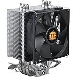 Thermaltake Contac 9 サイドフロー型CPUファン [Intel/AMD両対応] FN1191 CL-P049-AL09BL-A