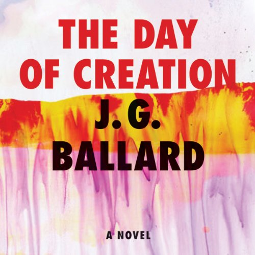 The Day of Creation audiobook cover art