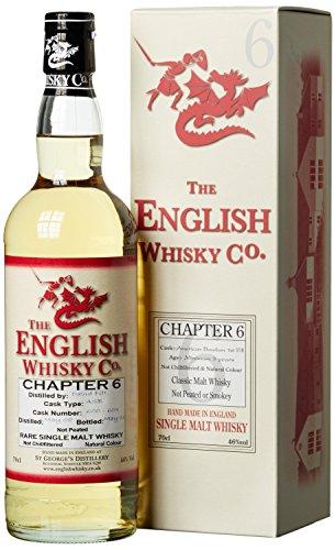 St. George's Distillery Chapter 6 mit Geschenkverpackung Whisky (1 x 0.7 l)