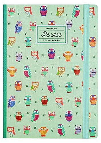 Legami NOTP00- Cuaderno de 17x 24cm 17 x 24 cm