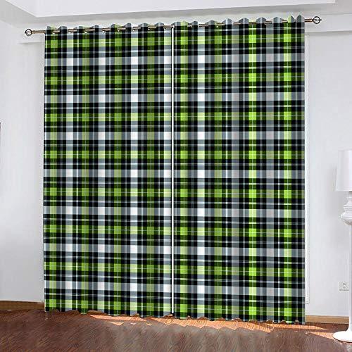 nobrand 3D Vorhang Blickdicht Plaid,100% Polyesterfaser Wohnkultur Personalisierter Druck Kinder Vorhang Schlafzimmer Vorhang 170Wx200H cm