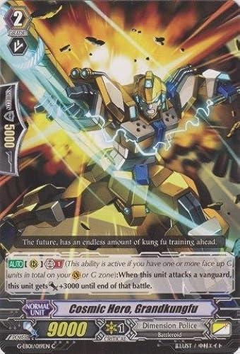 Cardfight   Vanguard TCG - Cosmic Hero, Gründkungfu (G-EB01 019EN) - G Extra Booster 1  Cosmic Roar by Cardfight   Vanguard TCG