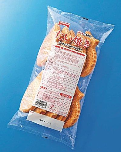 たい燒き 10個 【冷凍】/テーブルマーク(6袋)