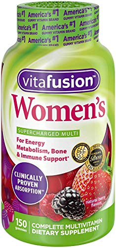 Women's Gummy, 150 Count (2 Bottles)