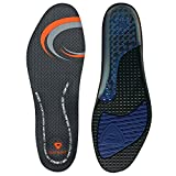 Sof Sole Men's Airr Insole, Black, 7-8.5