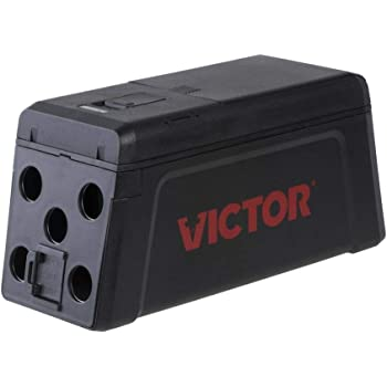 Victor M241 No Touch, No See Upgraded Indoor Electronic Rat Trap - 1 Trap