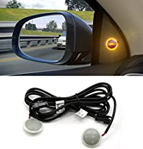 Sell by Automotiveapple, Universal Blind Spot Assist LED Warning Light 2-pc Set For Kia Hyundai Chevrolet Renault