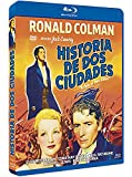Historia de Dos Ciudades BD 1935 A Tale of Two Cities [Blu-ray]