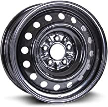 RTX, Steel Rim, New Aftermarket Wheel, 16X6.5, 5X114.3, 67.1, 40, black finish X99154N