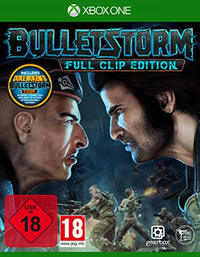 Bulletstorm Full Clip Edition - [Xbox One]