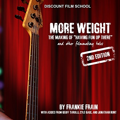 More Weight audiobook cover art