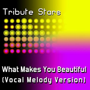 One Direction - What Makes You Beautiful (Vocal Melody Version)