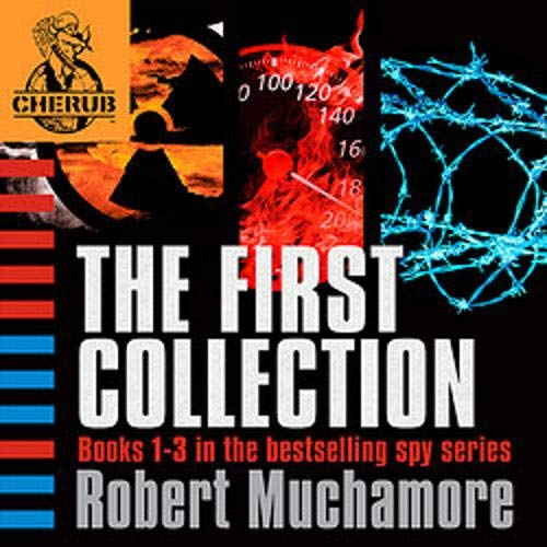 Couverture de Cherub: The First Collection