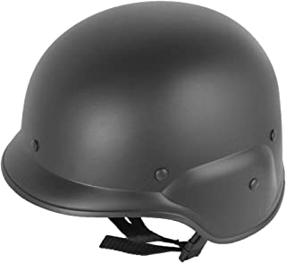SHENKEL 米軍 フリッツ タイプ ヘルメット M88 BK ブラック サバイバルゲーム サバゲー 装備 タクティカル ミリタリー フリーサイズ メンズ レディース