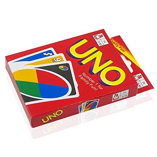 Games UNO Flip Giant, Juego de Dos Cartas (UNO)