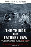 The Things Our Fathers Saw—The Untold Stories of the World War II Generation-Volume IV: Up the Bloody Boot—The War in Italy army boots Mar, 2021