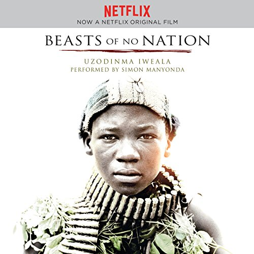 Beasts of No Nation Movie Tie-In audiobook cover art