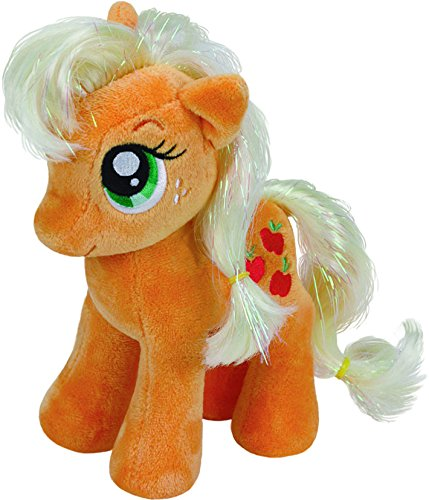 TY 41013 - My Little Pony Baby - Schmusetier Apple Jack, 15 cm