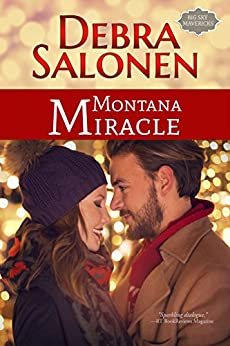 Montana Miracle (Big Sky Mavericks Book 6) by [Debra Salonen]