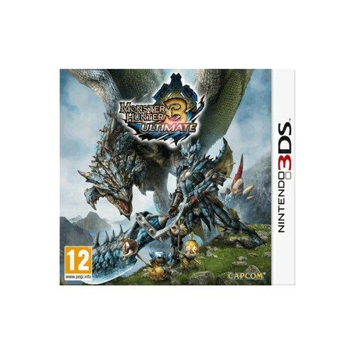 Monster Hunter 3 Ultimate [Importación Inglesa]