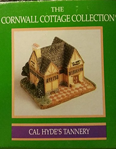Cornwall Cottage Collection-Cal Hyde's Tannery