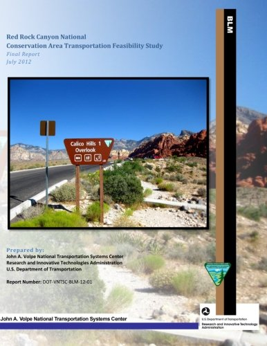 Red Rock Canyon National Conservation Area Transportation Feasibility Study