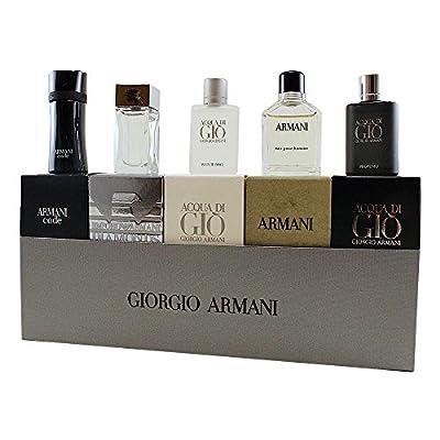 Armani Piece Set For