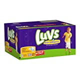 Luvs With Ultra Leakguards Size 5 Diapers 150 Count