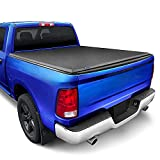 Tyger Auto T3 Soft Tri-Fold Truck Bed Tonneau Cover Compatible with 2002-2018 Dodge Ram 1500; 2003-2022 2500 3500 | 2019-2022 Classic Only | Fleetside 6'4