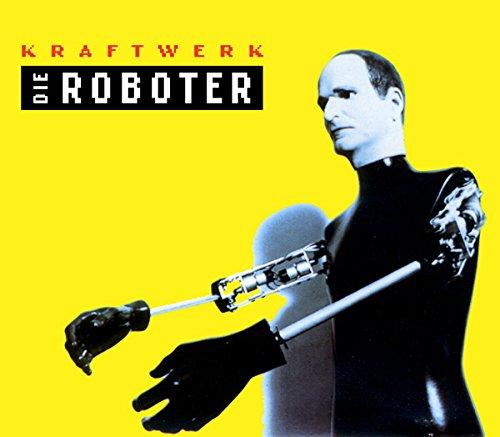 Die Roboter (Single Edit, 1991, plus Kling Klang Mixes of 'Robotnik', 'Robotronik')