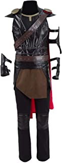Halloween Superhero Costume Hot Movie Cosplay Party Show PU Full Set for Men