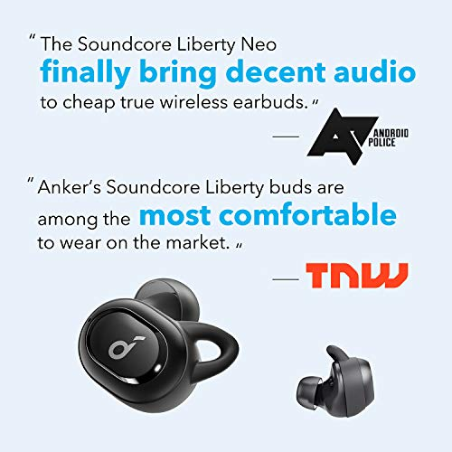 In-Ear Kopfhörer Anker Soundcore Liberty Neo Bluetooth Bild 2*