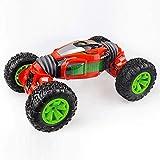 Torcer doble cara truco deformación coche de control remoto de gran tamaño todoterreno tracción en las cuatro ruedas coche de escalada 2.4G carga inalámbrica camión de juguete masculino para niños es
