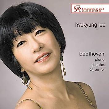 Hyekyung Lee plays Beethoven
