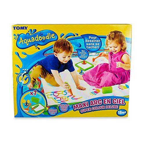 TOMY - AquaDoodle Deluxe Maxi Pad, Pizarra mágica...