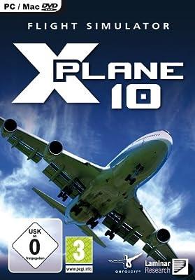X-PLANE 10 (PC/Mac DVD)