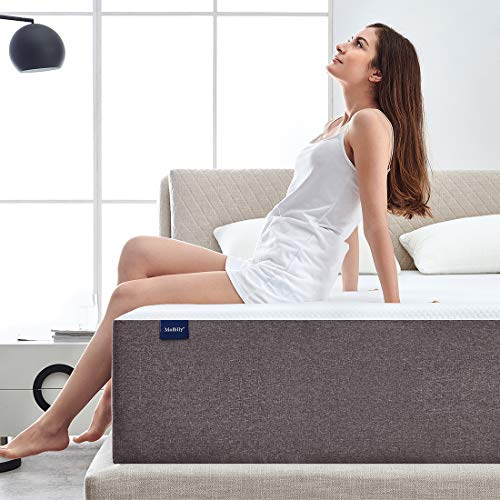 Full Mattress, Molblly 8 Inch Memory Foam Mattress in a Box, Breathable Bed...