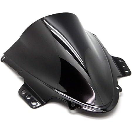 SMOKE BLACK WINDSCREEN WINDSHIELD Fit For SUZUKI GSXR 1000 K5 2005 2006 05 06 YF